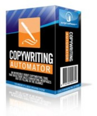 Product picture Copy Writing Automator- Copywriting & Sales Automation Robot