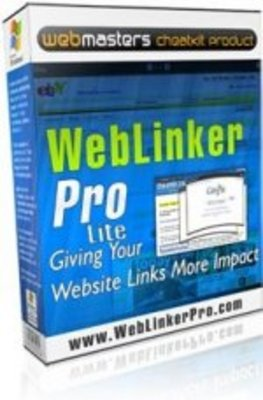 Product picture Web Linker Pro - Turn Your Site Visitors Into Buyers