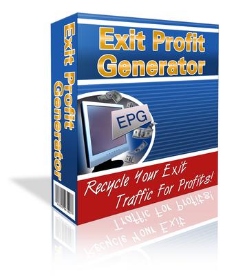 Product picture Exit Profit Generator-Profit Generating No Block Exit Popups